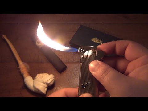 Lighter Review : Mr. Brog Pipe Lighter With Jet Flame Option (Affordable)