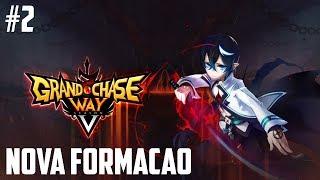 GRAND CHASE MOBILE #2 - MINHA NOVA FORMAÇÃO