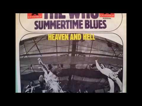 THE WHO   ~  HEAVEN AND HELL mp3