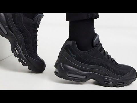 Nike Air Max 95 Black Anthracite