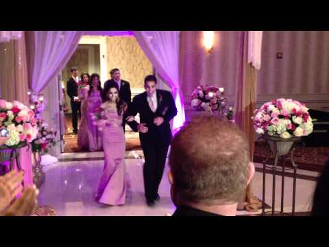 Openning Bridal Party Entrance