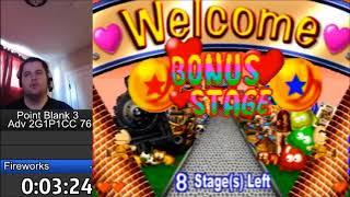 Point Blank 3 - Advanced 1 Player 2 Guns 1 Credit Clear 6:59