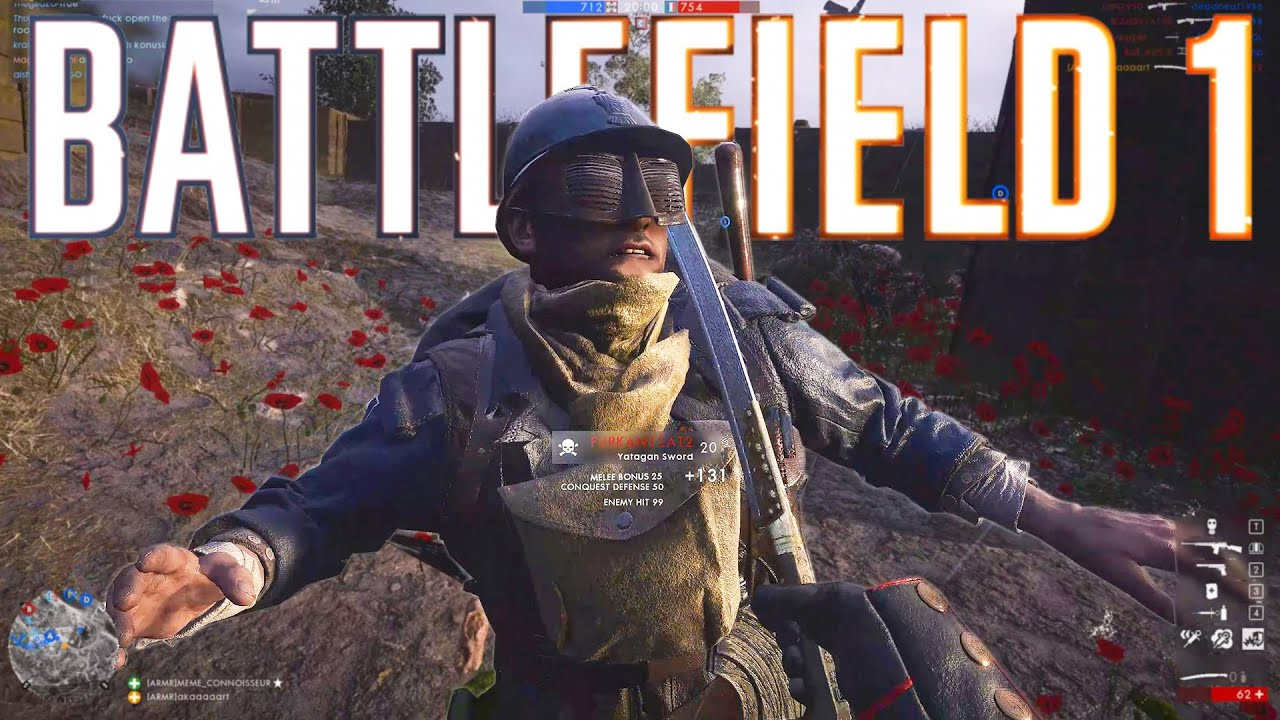 Playing Battlefield 1 In 2020 Youtube