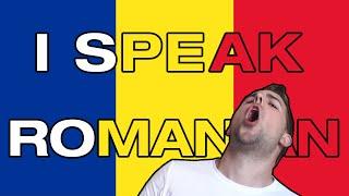 I SPEAK ROMANIAN! || Baylike