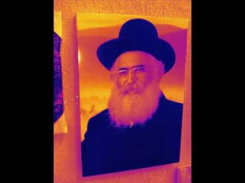 """הרב יורם אברג'ל זצ""""ל ל - נצח בחיבור לראש בני ישראל"""