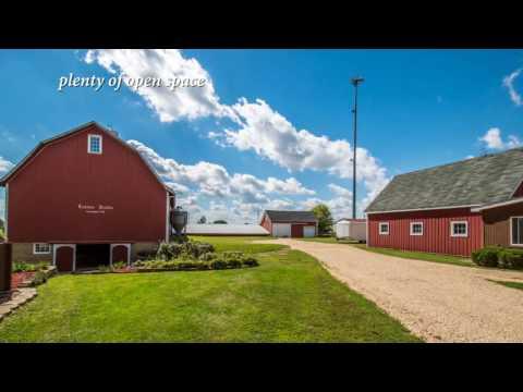 13 Acre Equestrian Property-Belvidere, Illinois