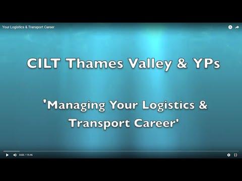 Your Logistics & Transport Career