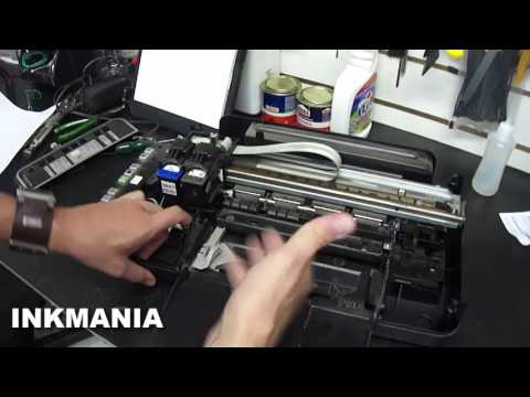 montagem bulk ink hp impressora 1210 1315 1410 f380 f4180 doovi hp psc 1200 manual hp psc 1210v manual