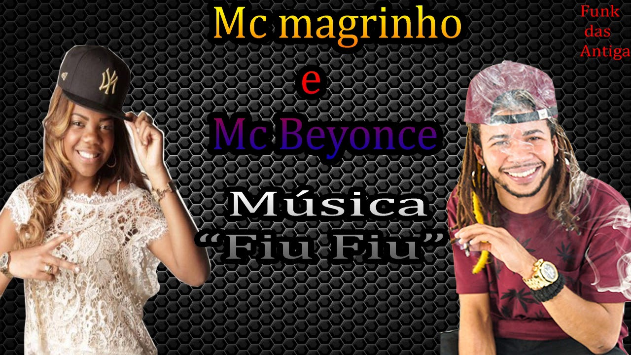 funk do mc magrinho fiu fiu
