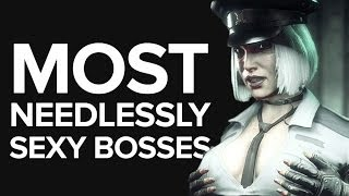 Repeat youtube video The 6 Most Needlessly Sexy Bosses in Games