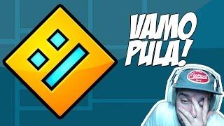 Geometry Dash #1 - Vamo Pula!
