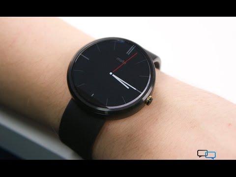 Обзор Moto 360: лучшие умные часы (review)