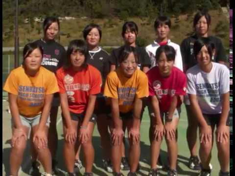 学芸館女子テニス部15期生卒業MOVIE
