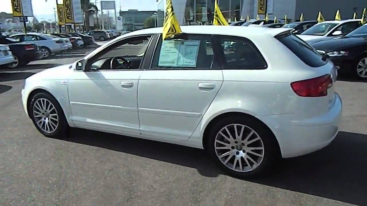2006 Audi A3 2 0t Wagon 4d Los Angeles Ca 420636 Youtube