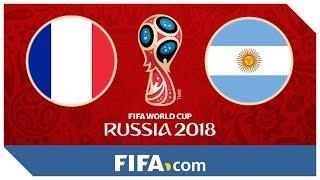 FRANCIAORSZÁG vs ARGENTÍNA ⚽ FIFA 2018 Labdarúgó VB #4