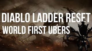 D2 LADDER RESET WORLD FIRST UBERS - Dec 2019