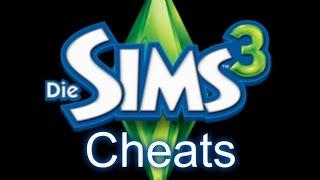 Sims 3 - Cheats (Deutsch) Ps3