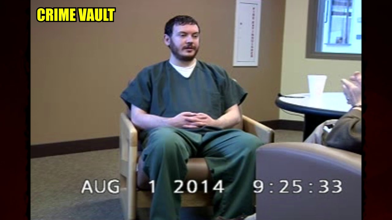 James Holmes interview 8/1/14 with psychiatrist - Interview 3 of 5
