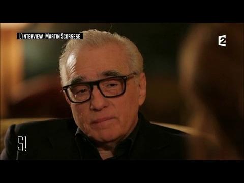 L' Interview : Martin Scorsese - Stupéfiant !
