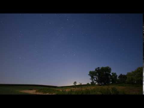 Perseid Meteor Shower 2017- Central Iowa
