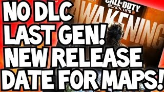 NO DLC ON LAST GEN BLACK OPS 3! AWAKENING DLC MAP PACK 1 RELEASE DATE (BO3 Playstation Release Date)
