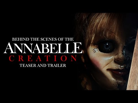 Annabelle Creation Trailer - Behind The Scenes