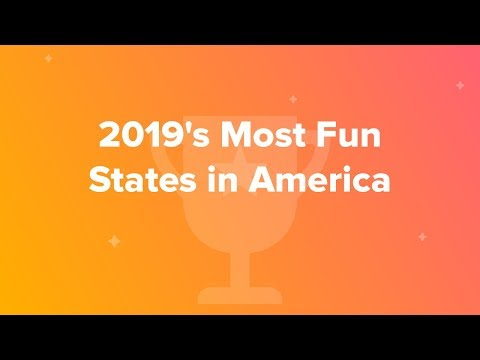 Deuce - Most Fun States In America 2019 - Where Did Florida Rank?