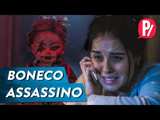 BONECO ASSASSINO | PARAFERNALHA