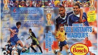 France 98 : Les Instants Magiques [VHS]