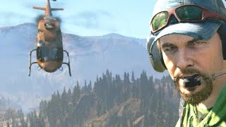 Far Cry 5 CO-OP (and we got given New Dawn)