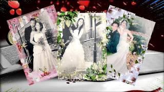 Nhạc Đám cưới trên đường quê - Nguyễn Tuấn Anh Lại Thanh Huyền 16-09-2007 HD