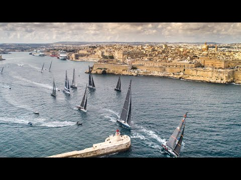 Rolex Middle Sea Race 2017 – Trailer – The Spirit of Yachting