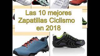 Las 10 mejores Zapatillas Ciclismo en 2018