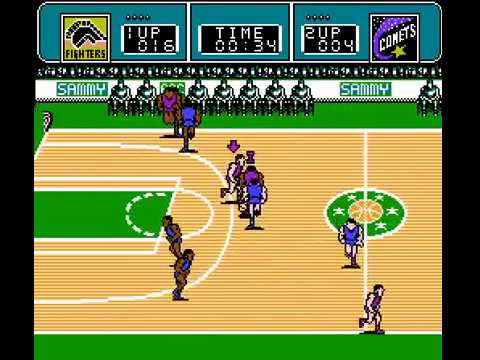 ultimate basketball nes