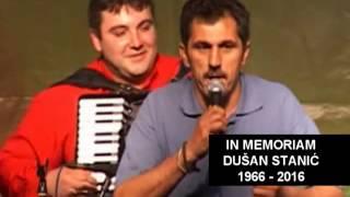 In memoriam - Dusan Stanic (1966-2016) - Grupa Zavicaj - (Tv Duga Plus 2016)