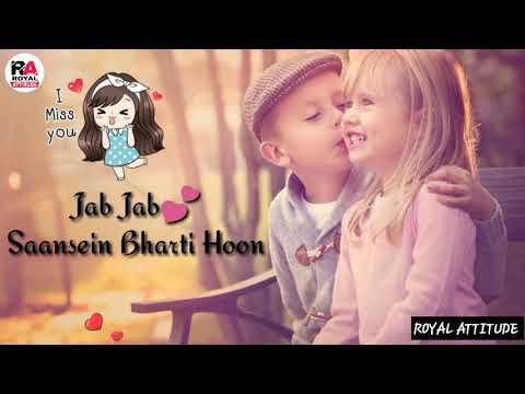 Tu Aata Hai Seene Mein - Whatsapp Status Video ! New Latest Status ! Video Status  - ROYAL ATTITUDE