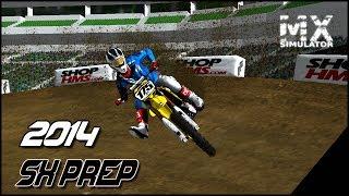 MX Simulator - 2014 SX Prep