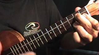 BJ THOMAS Raindrops Keep Falling On My Head (ukulele cover)