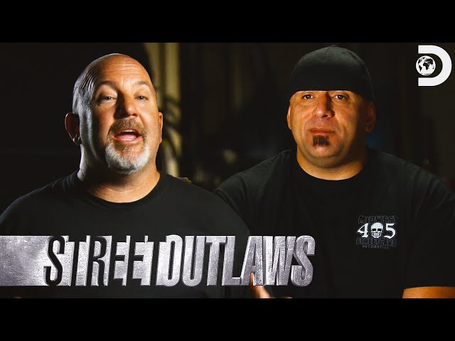 Race Replay: Chuck vs. Big Chief | Street Outlaws