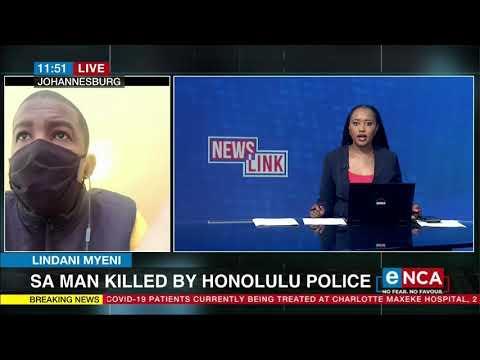 Zulu {PRINCE} Shot And Killed By Police In Hawaii. DAMN!!!