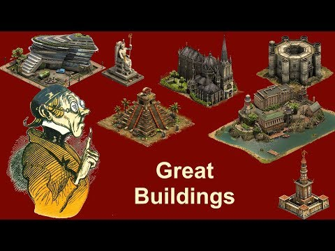 FoEhints: Great Buildings In Forge Of Empires
