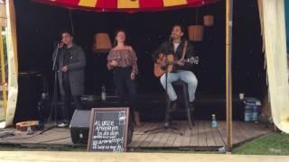 Khalil ft. Noa & Terence - How Long - Foodtruck Festival Utrecht - 14.05.16