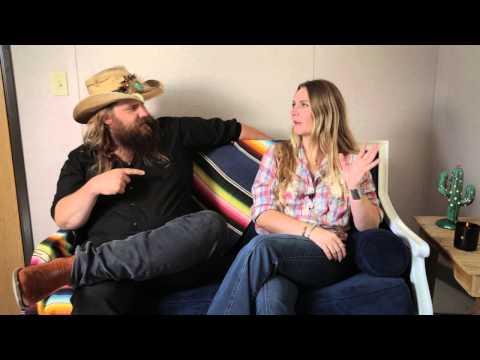 An Interview w/ Chris & Morgane Stapleton