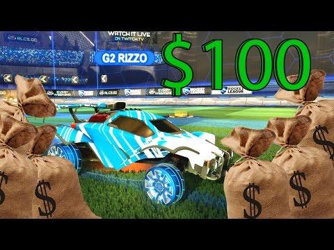 $100 1V1 - SIZZ VS. RIZZ
