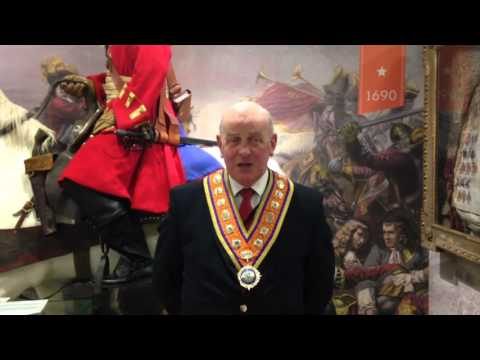 Grand Master's Christmas & New Year's Message 2015