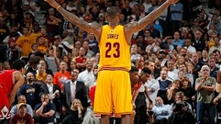 Lebron James Takes Over Game 5 Scores 38 in WIn