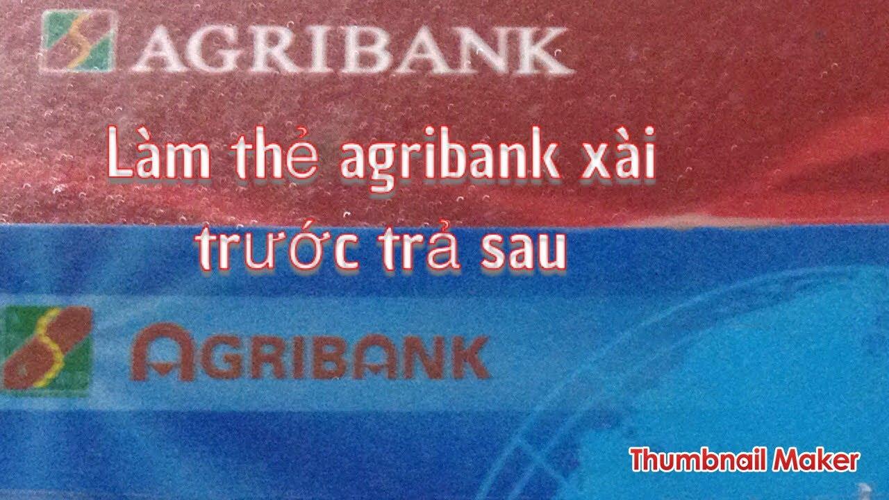 Agribank : làm thẻ ATM không có tiền vẫn rút được tiền.
