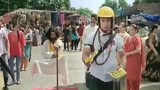PK best comedy scene - amir khan