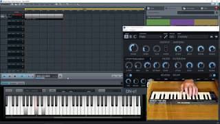 Magix Music Maker 2017 Premium Absolute Beginners Tutorial Part 17 Mixing MP3 and MIDI