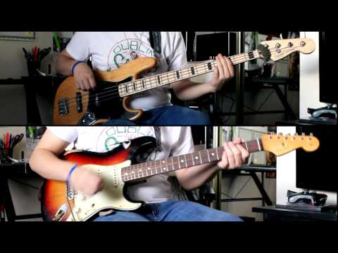 Vampire Weekend - Oxford Comma (Bass and Guitar Cover)